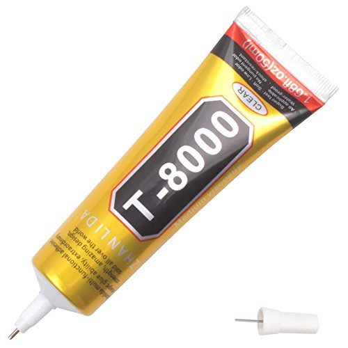 T8000 Adhesive Glue For Mobile Lcd Touch Digitizer, Nail Art & Craft 50 Ml