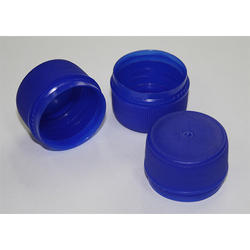 Plastic Blue Beverage PP Caps