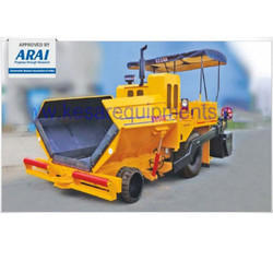 Asphalt Road Paver Finisher