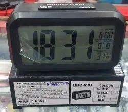 Ajanta Plastic Digital Table Clock