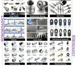 Curing Machine Linear Bearing