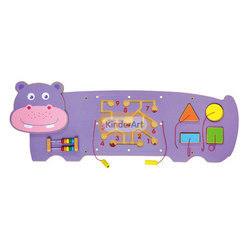 Wall Toy-Hippo