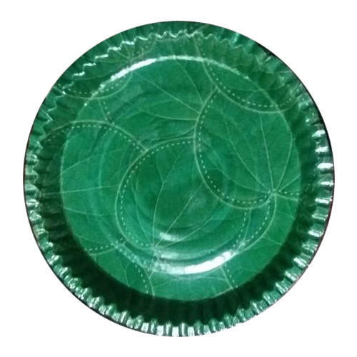 Round Banana Leaf Plate  sc 1 st  IndiaMART : disposable banana leaf plates - Pezcame.Com
