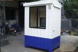Mild Steel Security Cabin