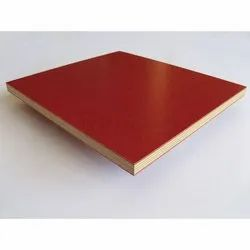 Red Laminated Plywood