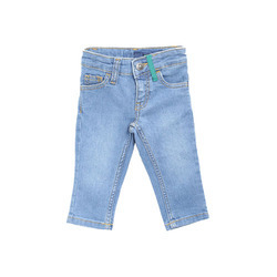 Kids- Boys Light Blue Jeans Pants