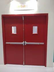 Fire Door Fire Proof Door With Panic Bar Emergency