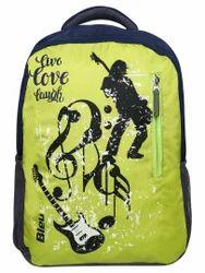 Printed Colour Backpack Bag