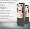 Ravenue Maker 75 Inch Outdoor LCD Display