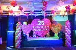 Anniversary Event Decoration