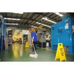 Industrial Housekeeping Service Provider, Local