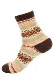VP Oswal Ladies Printed Socks