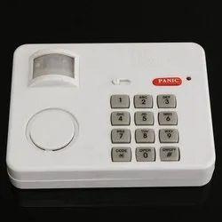 Keypad Sensor Alarm