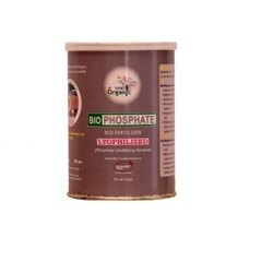 Bio Phosphate Organic Fertilizer, Packaging Type: Tin Container