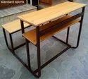 Classroom Desk For Higher Class Students
