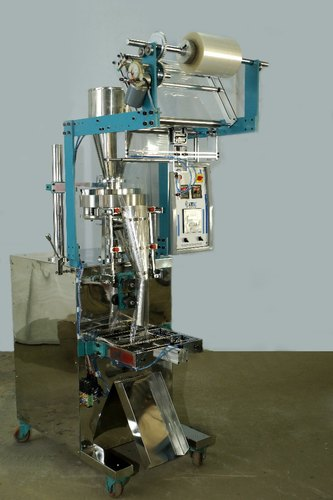 Stainless Steel Powder Pouch Packing Machine