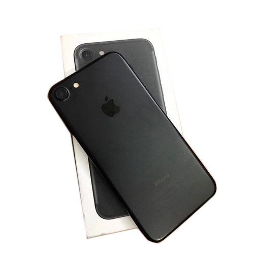 Black Apple Iphone 7 256GB- Kk Concept Mobile Jio Support