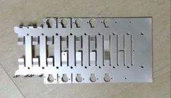 不锈钢镀铬压力机夹具夹具