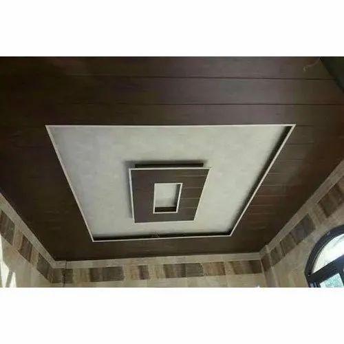 PVC Marriage Hall Ceiling Panel, Rs 60 /square feet, Shri ...