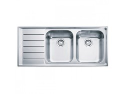 Franke Neptune Microdecore Finish Kitchen Sink
