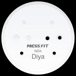 Press Fit Diya Round Plate