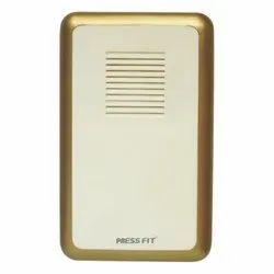 Press Fit 2-in-1 Selectable Tune Doorbells