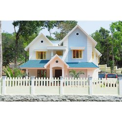 5 Concrete Frame Structures Villa Construction services, Hyderabad