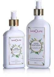 Nanolife Hand Sanitizer With 100 Percent Silver Nanoparticles