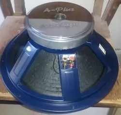 A Plus Blue Legend 400watt Speaker