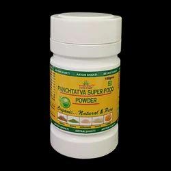 100 gm Vegetarian Panchtatva Super Food Powder