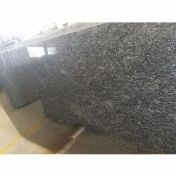 Glossy Steel Grey Granite, for Wall Tile, Thickness: 15-20 mm