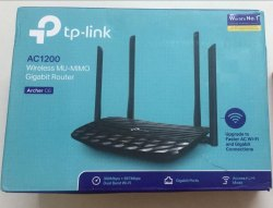 TP-Link Archer C6 AC1200 Wireless Gigabit Router