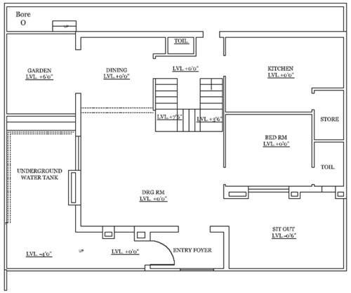 AUTOCAD Drawing - Outsourcing Drafting Services Wholesaler from
