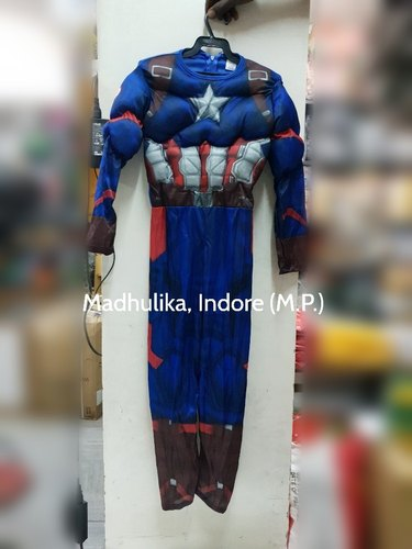 Madhulika Captain America Costume for Kids