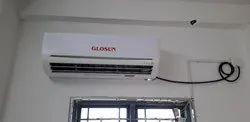 ACDC Solar Air Conditioner