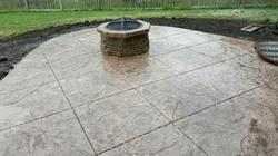 Stamped Concrete Flooring Service In