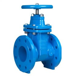 600mm Cast Iron Sluice Valve