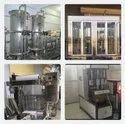 90 BPM Mineral Water Filling Machine