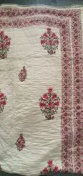 Hand Block Printed Jaipuri Quilts
