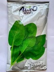 Hybrid Green AGRO SEED SUPRIYA SPINACH SEED, Packaging Size: 500g