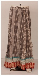 Hand Block Printed Ladies Long Skirts