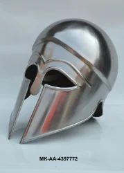 MKI Metal Handmade Antique Corinthian Helmet