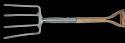 Carbon Steel Weeding Fork