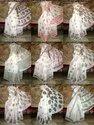 Cotton Silk Printed Kalamkari Saree, 6.3 M (with Blouse Piece)
