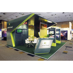 Custom Designed Exhibition Stands