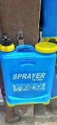 Sanitizer Spray Can