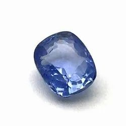 Certified And Natural Blue Sapphire Gemstone