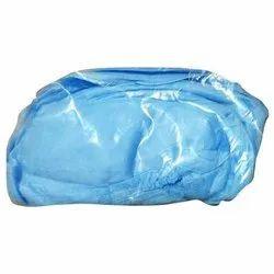 Blue Non Woven Disposable Surgeon Cap