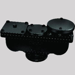 PV-410B Cast Iron Double Air Valve
