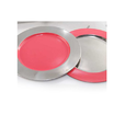 Pink Charger Plate (color Pattern), Size: 32 Cm